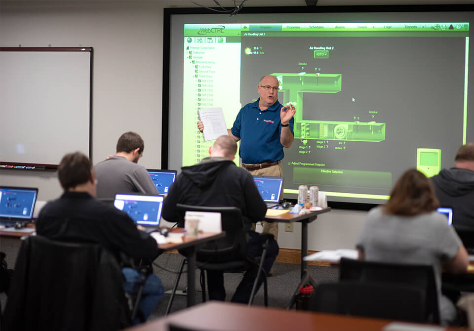 ACES TRAINING GROWS IN NEW SPACE Free for customers; 3 course levels